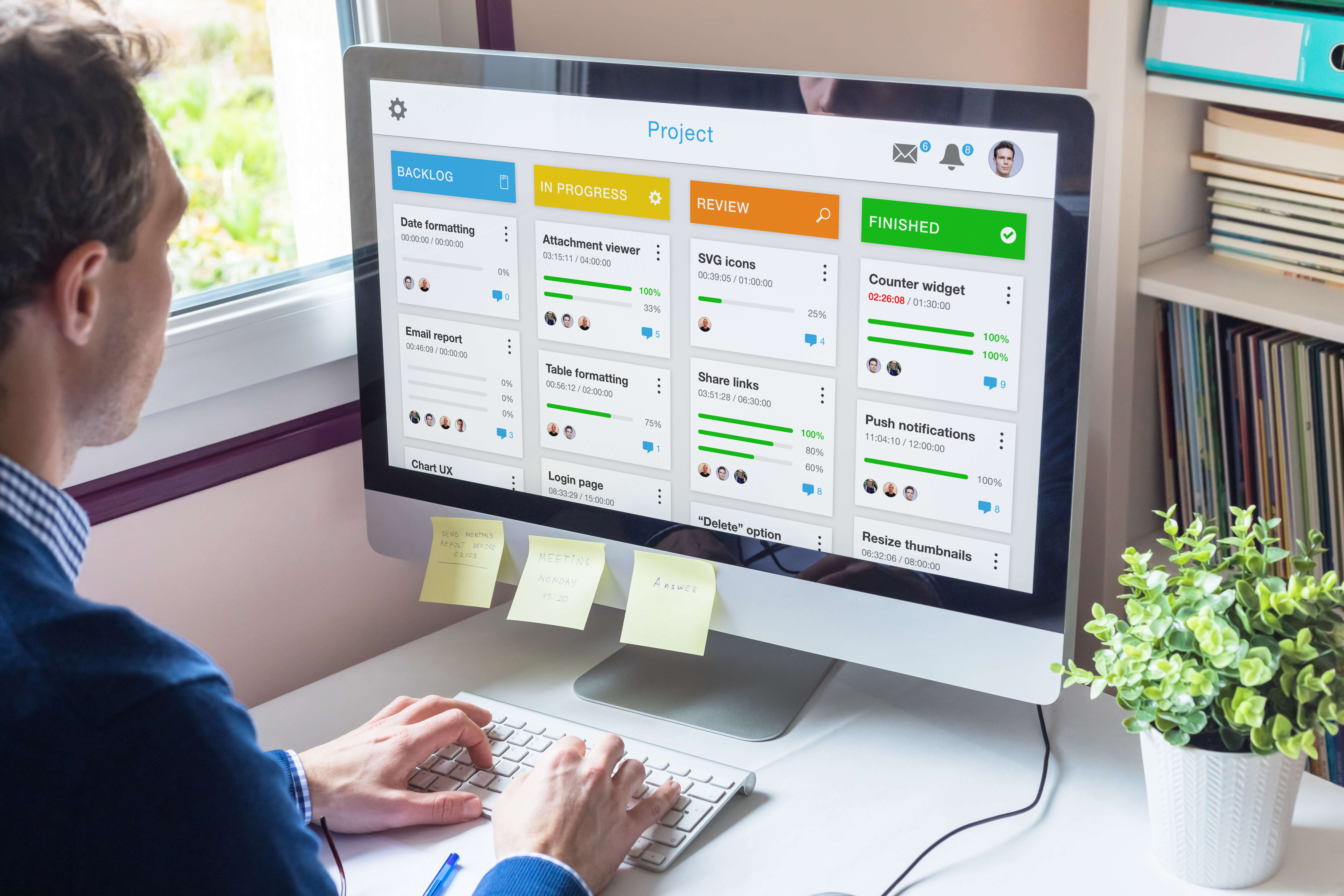 Kanban: Visualising and Managing Workflow Effectively in a Distributed Environment | why innovation!, Your trusted partner in agility and innovation journey