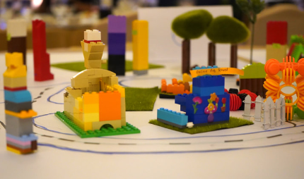 How to build a city in 3 hours? or how to learn Agile & Scrum in a fun way, by Alice Yu Yuebo, Mktg Manager at why innovation!